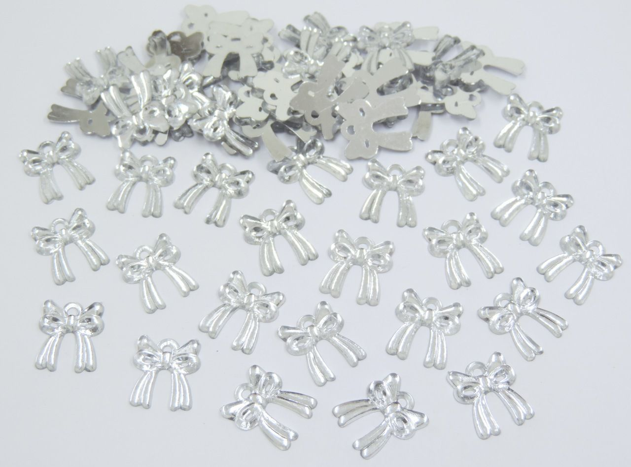 chaton laço 12x15mm para artesanatos 100 unidades