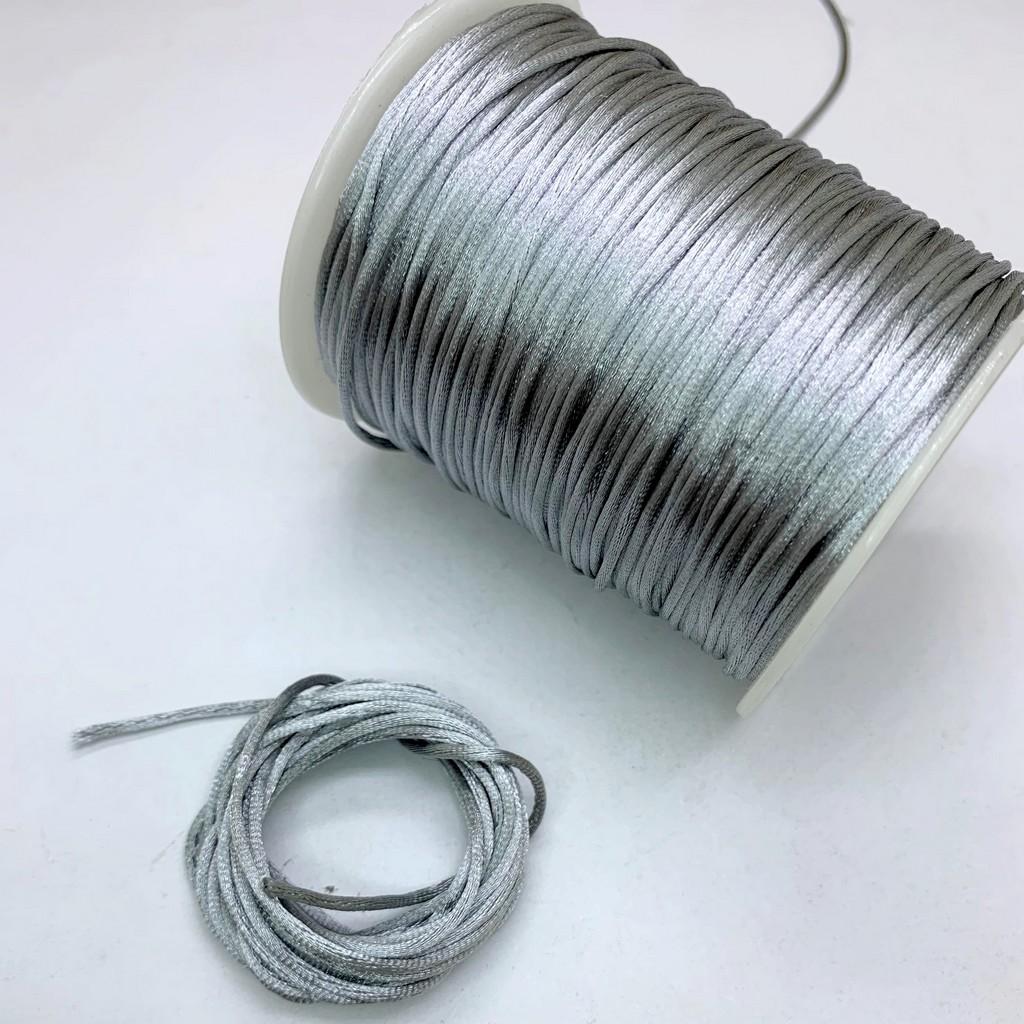 fio de cetim 1mm 2 metros