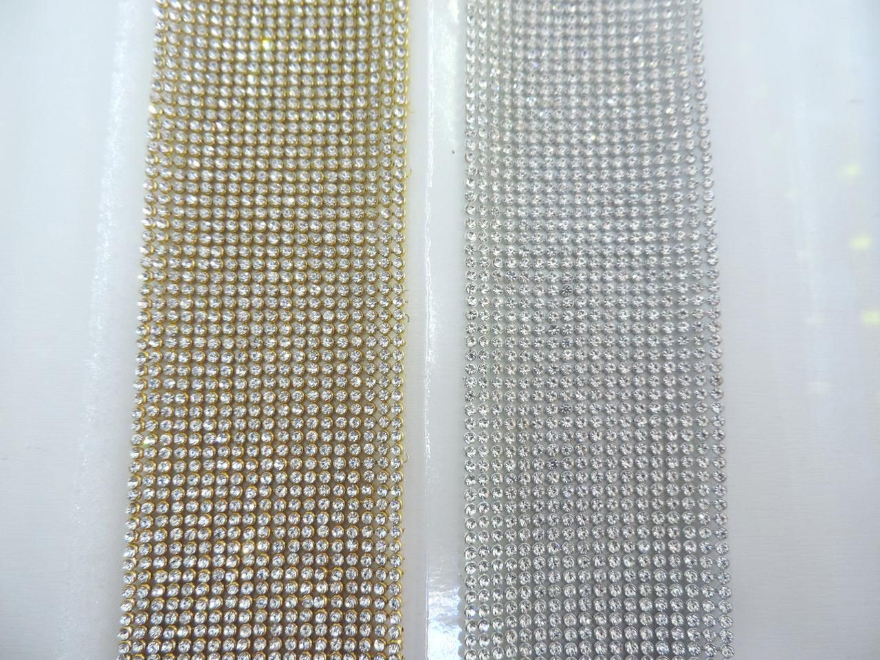 manta termocolante strass 3mm 5cmx35cm