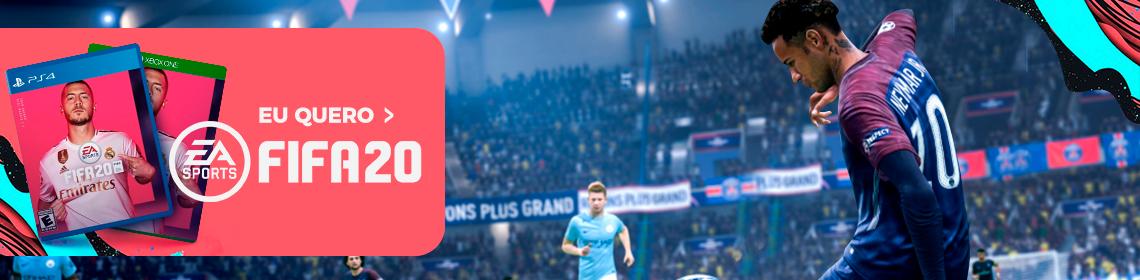 Eu quero FIFA 20