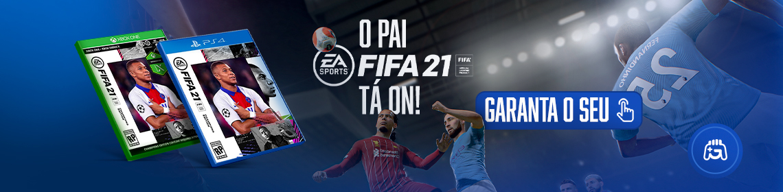 O Pai Fifa 21 tá On!
