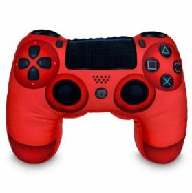 Almofada Antipop Controle Playstation 4 Vermelho