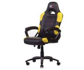 Cadeira Gamer DT3 Sports GTX Preta/Amarela