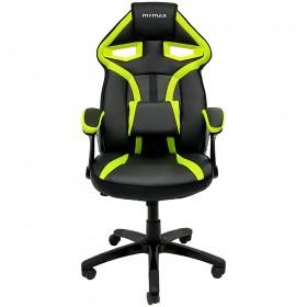 Cadeira Gamer Mymax MX1 - Preta/Verde