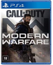 Jogo Call of Duty Modern Warfare - Semi Novo - PS4