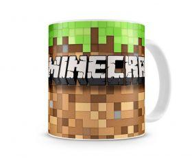 Caneca Personalizada - Minecraft