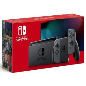 Console New Nintendo Switch - Cinza 32GB