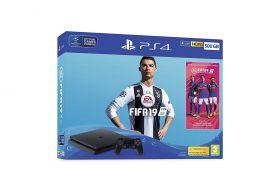Console Playstation 4 500GB Fifa 19 Bundle