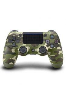 Controle Dualshock 4 Camuflado Verde