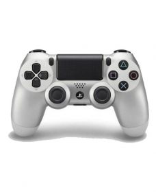 Controle Dualshock 4 Prata