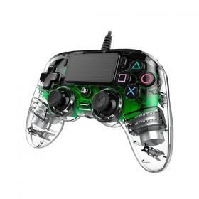 Controle Nacon PS4 Wired Illuminated - Verde