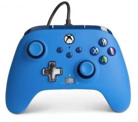 Controle Power A Com fio - Azul - Xbox Series/Xbox One