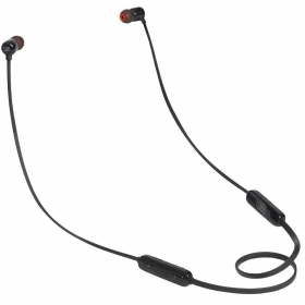 Fone de Ouvido JBL Bluetooth Tune, Intra Auricular, Preto - 110BT