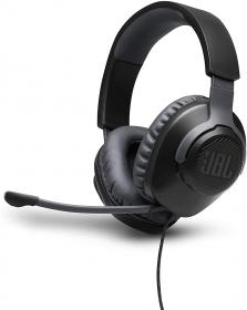 Headset Gamer JBL Quantum 100 - Preto