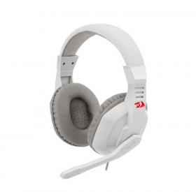Headset Gamer Redragon Ares - Lunar White H120W