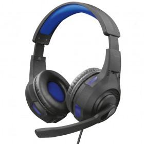 Headset Gamer Trust GXT 307 Ravu Preto/Azul
