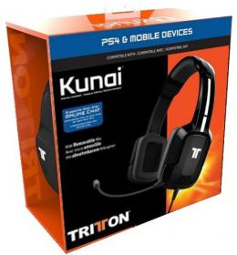 Headset Triton Kunai PS4