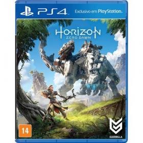 Horizon Zero Dawn - PS4 - Semi Novo