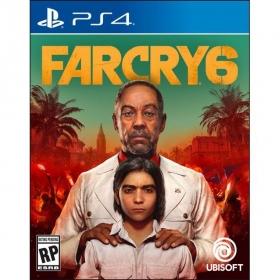 Jogo Farcry 6 - PS4 - Pré-venda - Previsto para 7 de Outubro de 2021