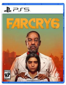 Jogo Farcry 6 - PS5 - Pré-venda - Previsto para 7 de Outubro de 2021