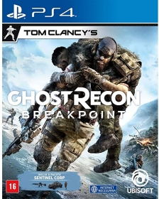 Jogo Tom Clancy's Ghost Recon: Breakpoint - PS4