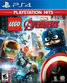 Lego Marvel Vingadores Playstation Hits - PS4