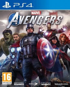 Marvel's Avengers - PS4