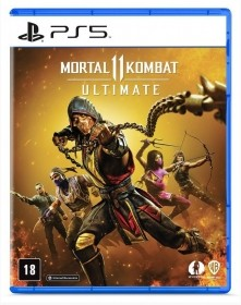 Jogo Mortal Kombat 11 Ultimate Edition - PS5