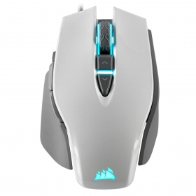 Mouse Gamer Corsair M65 Elite RGB - Branco