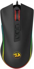 Mouse Gamer Redragon Cobra 10000DPI Chroma - Preto