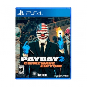 Jogo Pay Day 2 Crimewave Edition - PS4 - Semi Novo