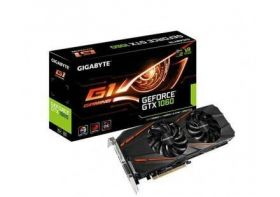 PLACA DE VÍDEO GIGABYTE GEFORCE GTX 1060 G1 GAMING 6GB