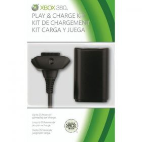 Play & Charge Kit- Xbox 360
