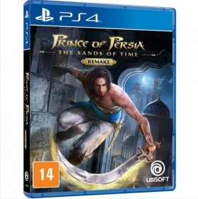 Prince of Persia - The Sands of Time - Remake - PS4 - Previsto para 18-03-2021