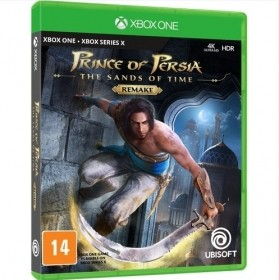 Jogo Prince of Persia - The Sands of Time - Remake - Xbox One