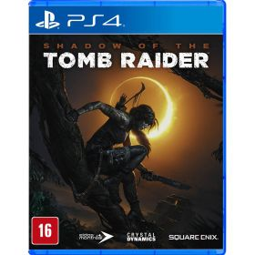 Shadow Of The Tomb Raider - PS4