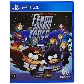 Jogo South Park - A Fenda Que Abunda Força - PS4