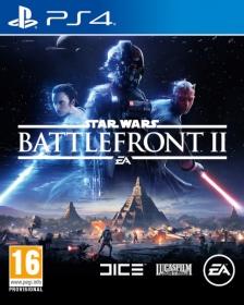 Jogo Star Wars Battlefront II - PS4 - Semi Novo