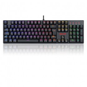 Teclado Gamer Redragon Surara Pro RGB - Switch Blue