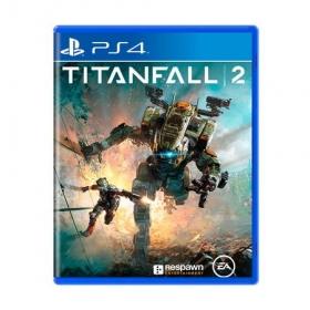Jogo Titanfall 2 - PS4 - Semi Novo