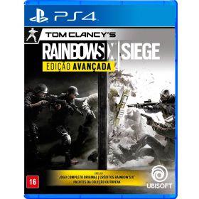 Jogo Tom Clancy´S Rainbow Six Siege - Edição Avançada - PS4