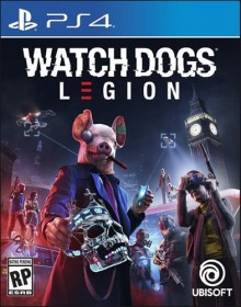 Watch Dogs Legion - Pré-venda - PS4 - (Previsto para dia 29-10-2020)