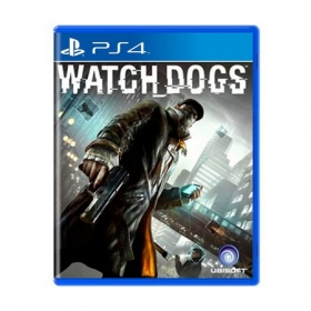 Jogo Watch Dogs - PS4 - Semi Novo