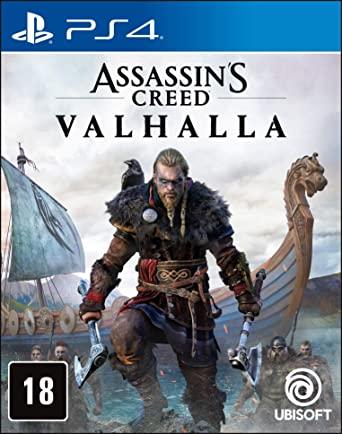 Jogo Assassins Creed Valhalla - PS4