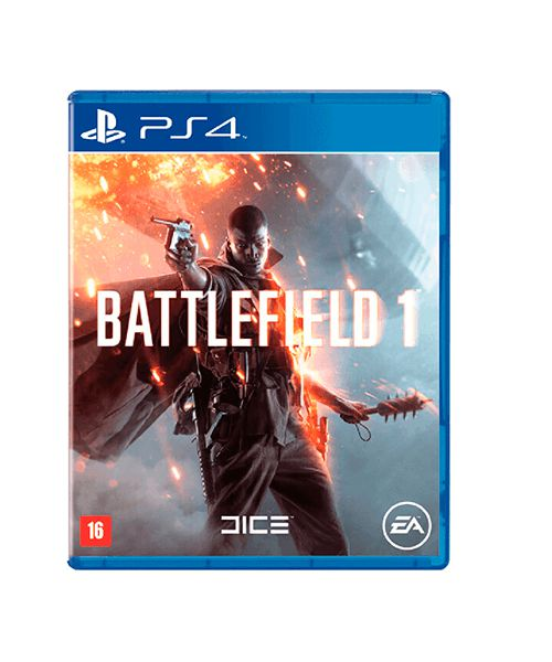 Jogo Battlefield 1 - PS4 - Semi Novo
