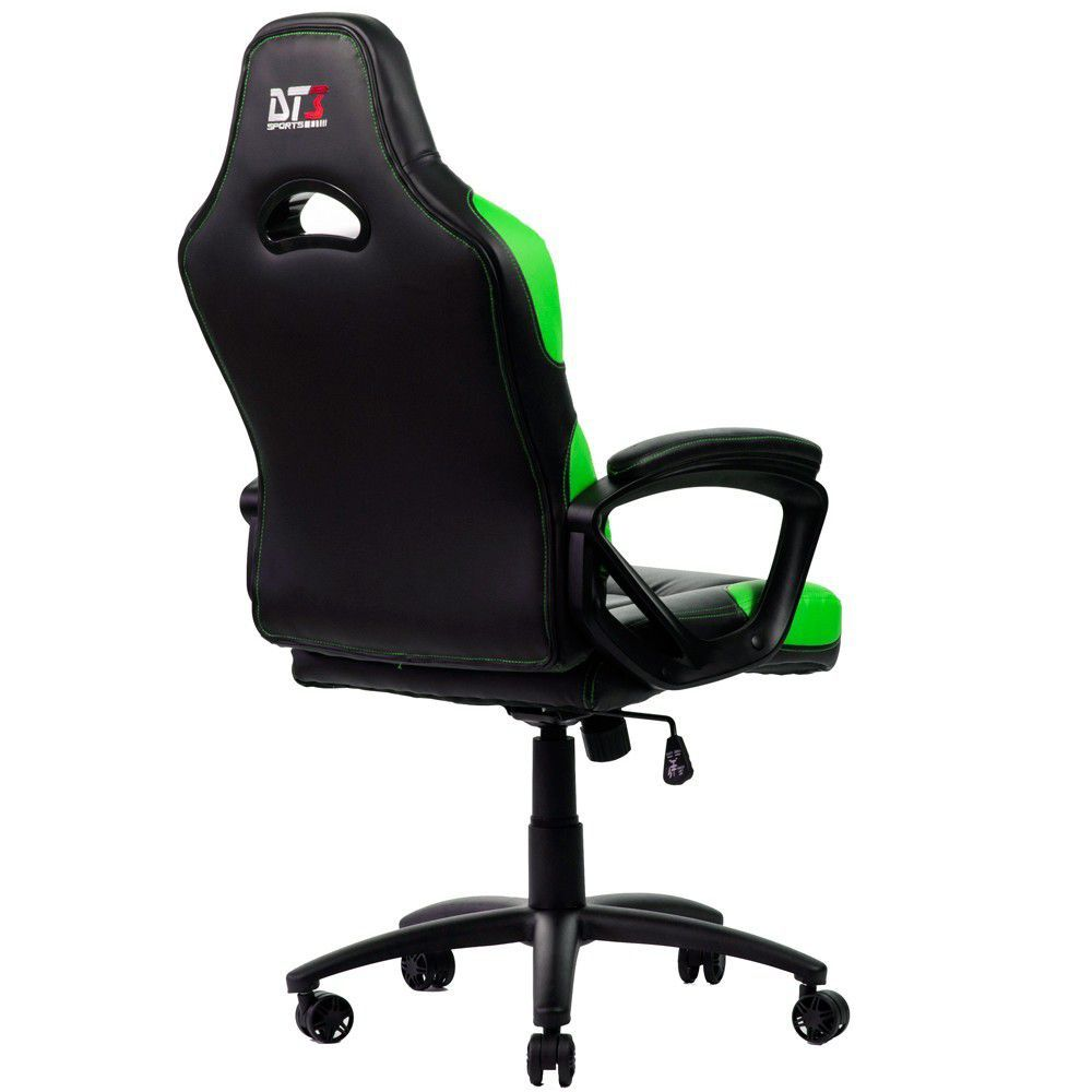 Cadeira Gamer DT3 Sports GTX Preta/Verde