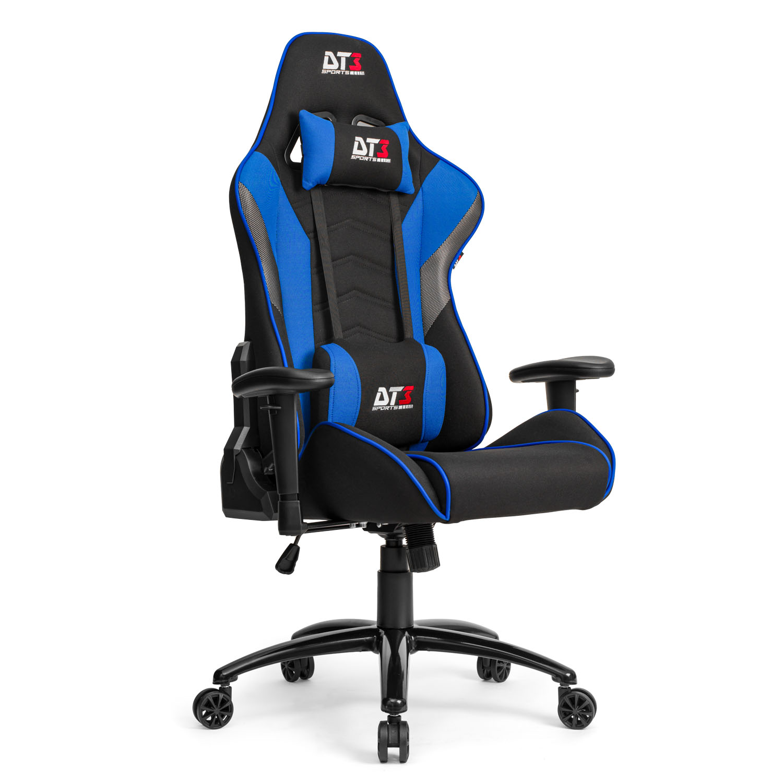 Cadeira Gamer DT3sports Elise Fabric - Azul
