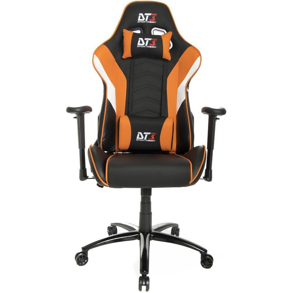 Cadeira Gamer DT3sports Elise - Laranja