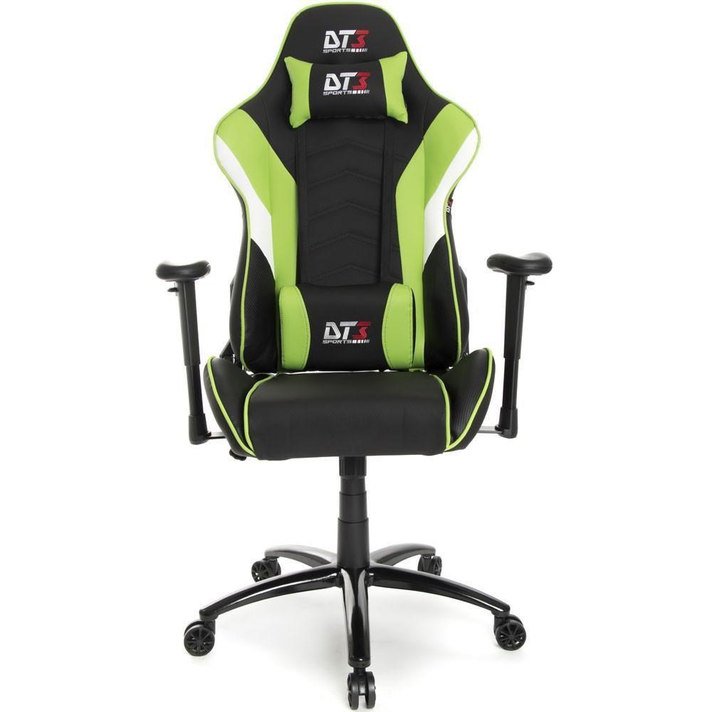 Cadeira Gamer DT3sports Elise - Verde