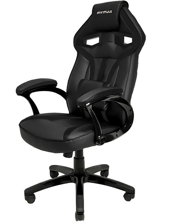 Cadeira Gamer Mymax MX1 - Preta